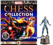 Marvel Chess Collection #30 Ultron Eaglemoss Publications